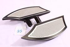 REAR FOOT PEG MINI FLOORBOARDS 4  All HONDA '02-'08 VTX1800 Models