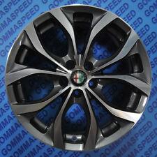 "Set 4 cerchi in lega 100 AP ET40 5x110 da 17"" per Alfa Romeo Giulietta 159 Brera"