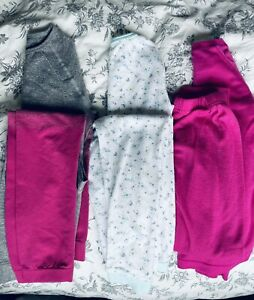 Girls' M&S thermals/base Layers Mountain Warehouse & Lupilu X 3 Sets Skiing