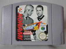 N64 Spiel - International Superstar Soccer 98 (PAL) (Modul)