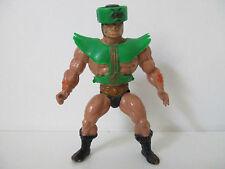 FIGURINE MASTERS OF UNIVERSE HE-MAN MOTU - TRI KLOPS - MATTEL 1981