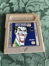 NINTENDO GAME BOY BATMAN RETURN OF THE JOKER  GAME CARTRIDGE