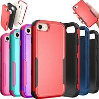 Apple iPhone SE 2020 / 7 / 8 Protective Hybrid Shockproof Rugged Commuter Case
