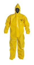 DUPONT Tychem BR Suit - BR127TYL5X000200 Extreme NBC Protection Size: 5X