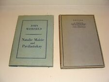 1942 NATALIE MAISIE & PAVILASTUKAY ~ ESTHER A Tragedy Jean Racine JOHN MASEFIELD