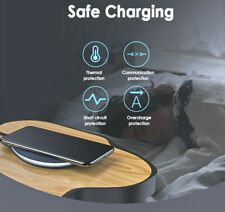 20W Fast Wireless Charger For Samsung Galaxy S series Note 9 iPhone Charging Pad