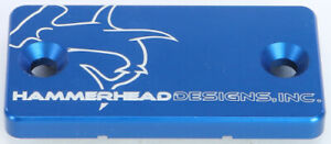 Hammerhead Designs Front Master Cylinder Covers (Kawasaki) 35-0341-00-20