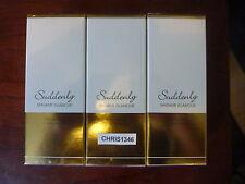 3x x3 3 x Suddenly Madame Glamour Eau de Parfum 50ml Brand New Sealed By Lidl UK