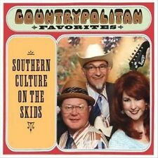 Southern Culture on the Skids, Countrypolitan Favorites, Excellent, Audio CD