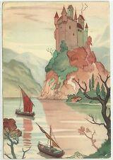 Illustratore - Walt Disney - Castello delle Fiabe