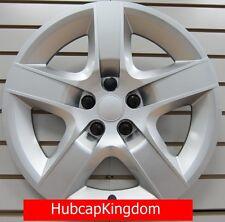 NEW 2007-2010 PONTIAC G6 SATURN AURA CHEVY MALIBU Hubcap Wheelcover Silver