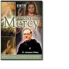 FOUNT OF MERCY:FR. JACQUES DALEY IN POLAND-ST.FAUSTINA* AN EWTN 3-DISC DVD