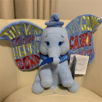 Authentic Disney Store Dumbo january Plush toy Wisdom 2019 Limited Release