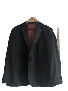 Mens Black Dinner Jacket 44 Short