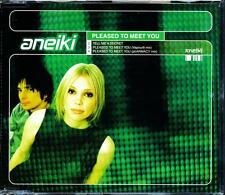 ANEIKI PLEASED TO MEET YOU 4 TRACK AUSTRALIAN PRESSING CD - EXCELLENT - VGC