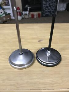 (2) Meat Thermometer Farberware Classic Stainless Steel And Taylor Meet Poultry