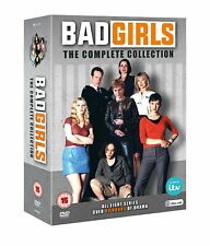 BAD GIRLS - THE COMPLETE COLLECTION *** BRAND NEW DVD BOXSET***
