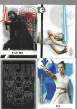 2020 Topps Star Wars Rise Of Skywalker 2 Master (140) Base 1-100 +4 Insert Sets