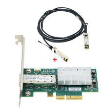 Ethernet SFP Netzwerk Karte Nic Nas Qnap Vmware Esxi ConnectX-3 SFP Pci-E