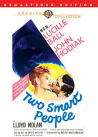 Two Smart People [New DVD] Manufactured On Demand, Full Frame