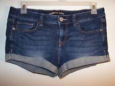 Express Denim Shorts, Ladies Size 6, Item #152