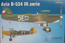Eduard 1/48 EDK8478 Avia B.534 SERIE III Weekend Edition Model Kit