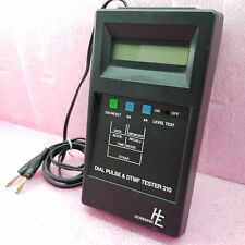 HE Hasselriis Electronics Denmark Dial Pulse & DTMF Tester 210 HE210