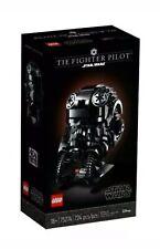 LEGO® 75274 TIE Fighter Pilot™ Helmet Star Wars™ BRAND NEW SEALED BOX, FREE DEL