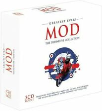 GREATEST EVER ! - MOD -THE DEFINITIVE COLLECTION (3CD BOX SET 2014) NEW N SEALED