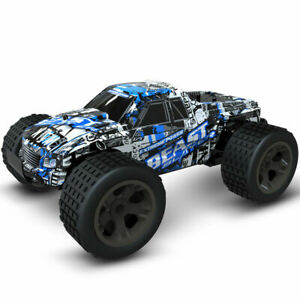 1:20 High Speed Electric Remote Control Car RC Monster Truck Off-Road Toy