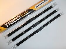 "Toyota Land Cruiser 1990 to 1998 Front & Rear TRICO Wiper Blades 18x18""x14"""