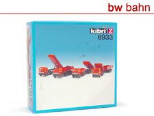 Kibri Spur Z Bausatz 6933 Set MB DAF Baustellenfahrzeuge - 4 LKW