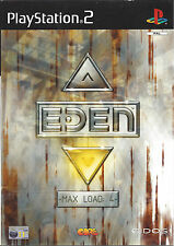 PROJECT EDEN for Playstation 2 PS2 - with box & manual - PAL