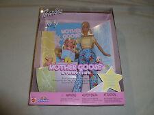 New Barbie & Kelly Mother Goose Storytime Gift Set Mattel 56143 Tru Exclusive >