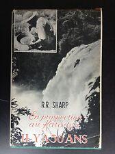 Rare SHARP en prospection au Katanga il y a 50 ans 1956 Afrique  TBE