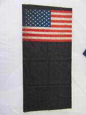 tour de cou, tube cagoule,masque drapeau usa vieilli, moto,ski,paintball,airsoft