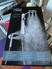Nebia by Moen Chrome/White Shower System