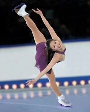 Michelle Kwan Beautiful Ice Skating 8x10 Picture Celebrity Print