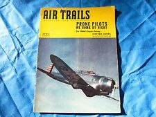 AIR TRAILS MAGAZINE Aviation for everybody April 1941