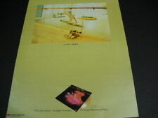 FRANK MILLS A 24 KT Dance with MUSIC BOX DANCER original 1979 PROMO POSTER AD