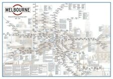 The History of Melbourne's Metropolitan Railway System