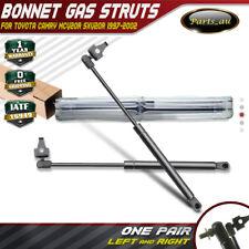 2x Bonnet Gas Struts for Toyota Camry MCV20 SXV20 1997-2002 Sedan & Wagon