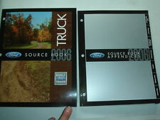 2006 Ford Dealer Truck Product Facts Source Book F150 F250 350 450 Ranger &Appix