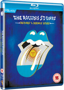 Rolling Stones - Bridges To Buenos Aires (Blu-Ray) IMS-EAGLE ROCK ENTERTAINMENT