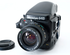 [Near Mint] Mamiya 645 Pro w/ AE Finder + Sekor C 55mm F2.8 N Lens from JAPAN