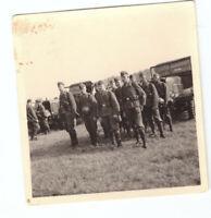 Foto 2.WK Soldaten Frankreich Luftwaffe Armee ca. 1940  Wehrmacht WW2 E26