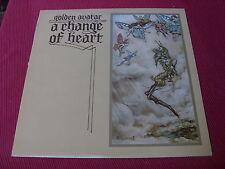 Golden Avatar:   A Change Of Heart  UK 1976 LP  EX+