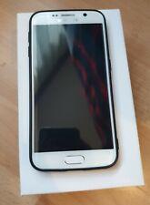 Samsung  Galaxy S6 SM-G920F - 128GB - White Pearl (Ohne Simlock) Smartphone