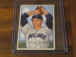 1952 Bowman #149 Howie Judson - VG!