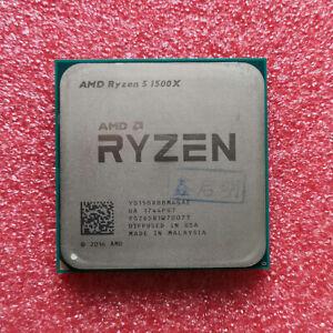 AMD RYZEN 5 1500X 4-Core 3.5 GHz YD150XBBM4GAE AM4 65W CPU Processor